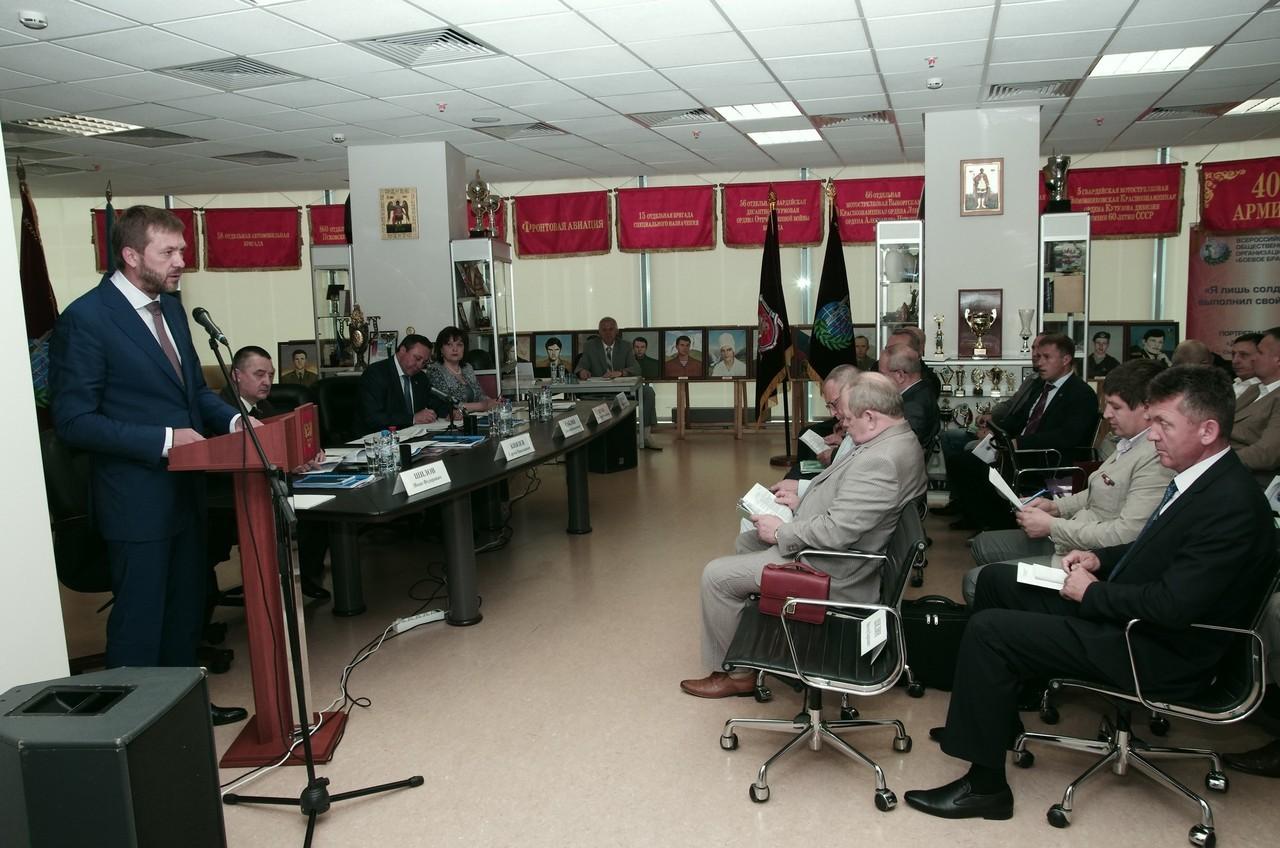 21 июня 2014 года прошло очередное заседание Центрального Совета