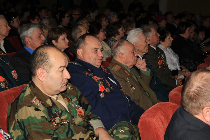 «БОЕВОЕ БРАТСТВО» в Белгороде наградило ветеранов ко «Дню защитника Отечества»