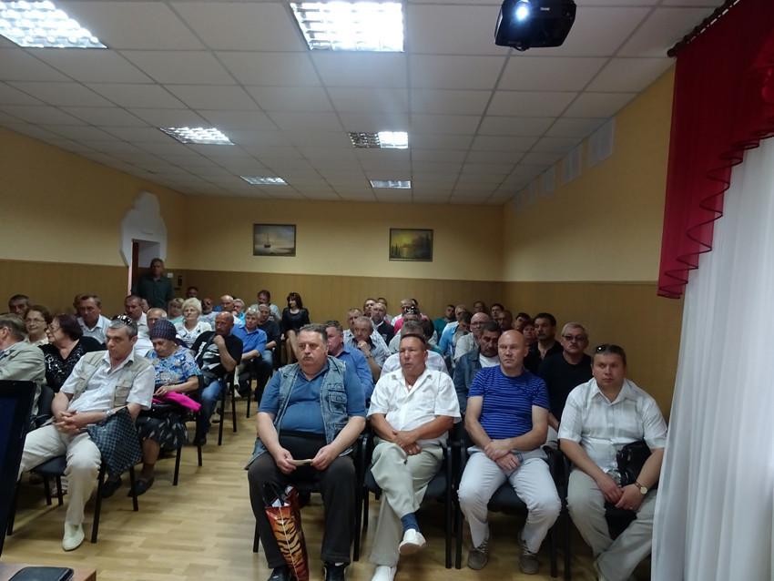 Участники встречи с Точкой опоры, Симферополь 25.05.16 г.