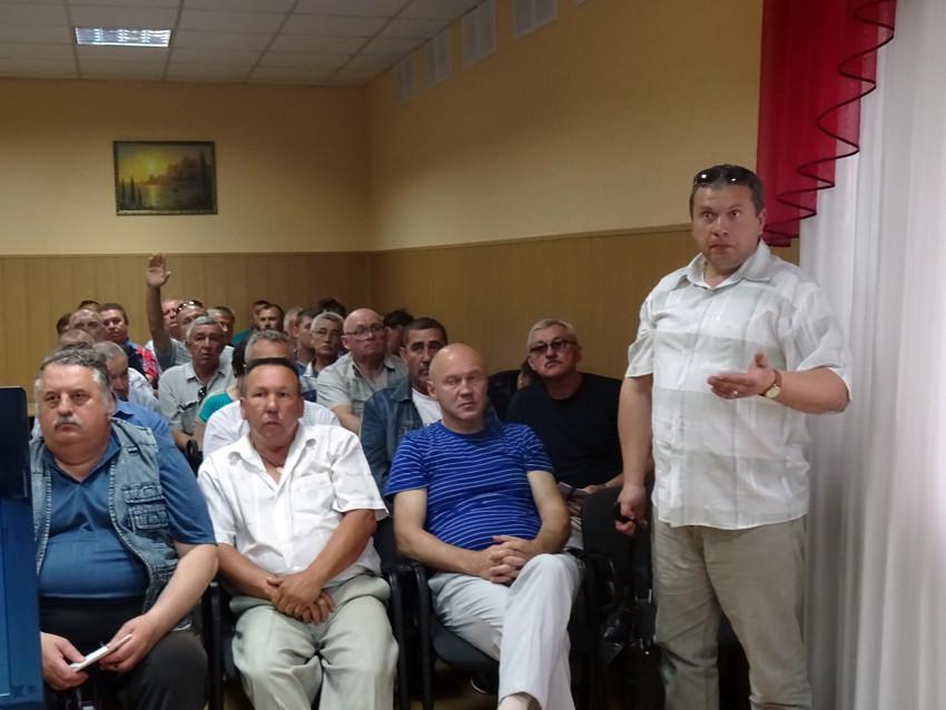 Вопросы участников семинара, Симферополь 25.05.16 г.