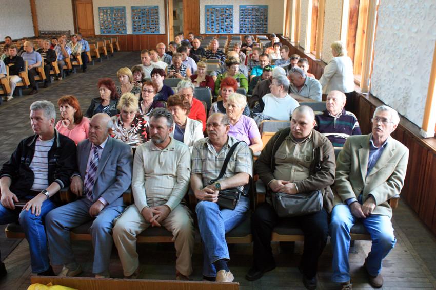 Участники семинара Точки опоры г. Севастополь 26.05.16 г.