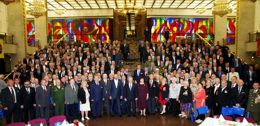 В Москве прошёл V съезд «БОЕВОГО БРАТСТВА»