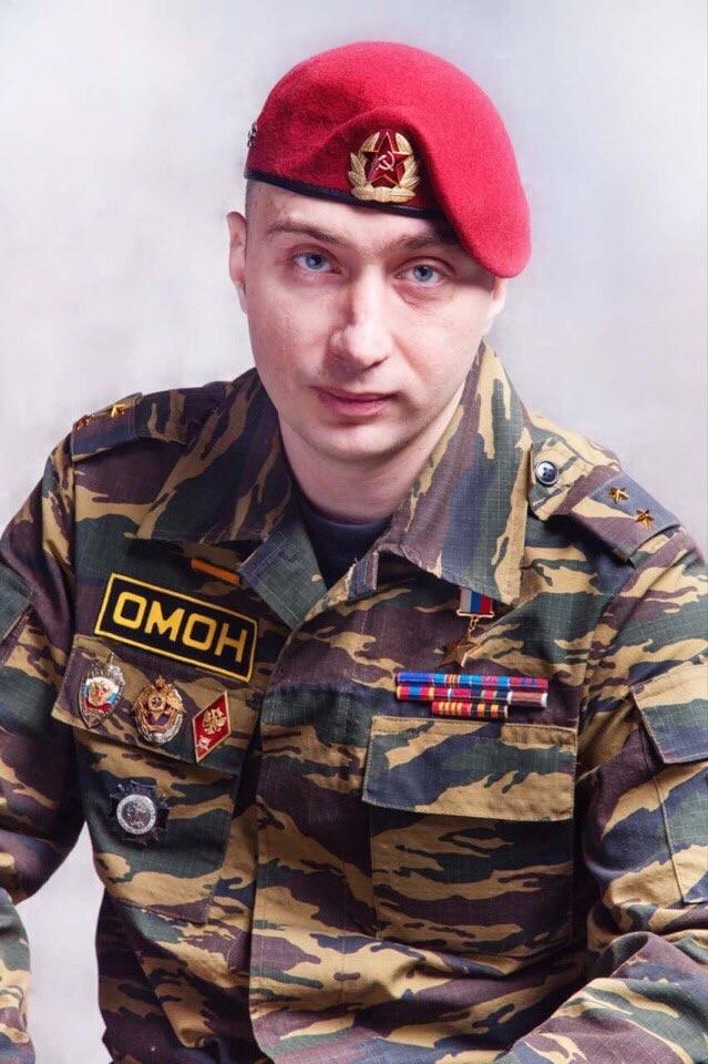 Воробьев Вячеслав Михайлович