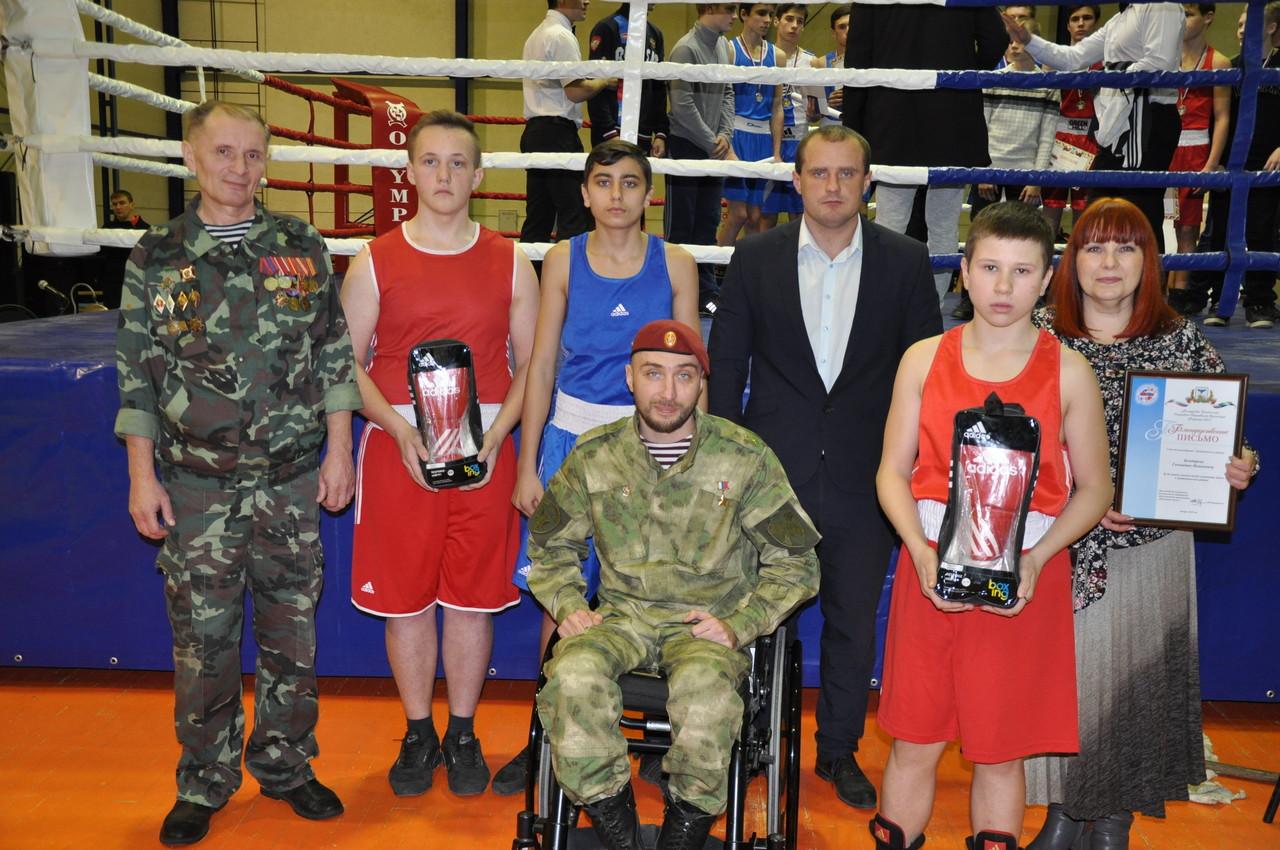 Первенство Белгородской области по боксу среди юношей 2002-2003 и 2004-2005 гг. р. в г. Грайворон