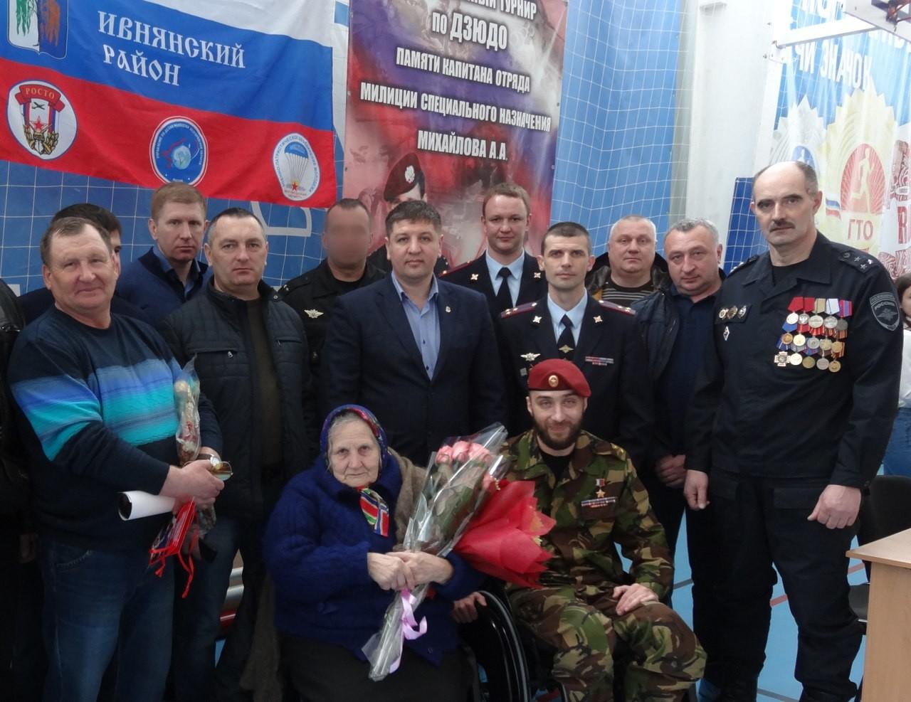Традиционный турнир по дзюдо, посвященный памяти  Алексея Михайлова