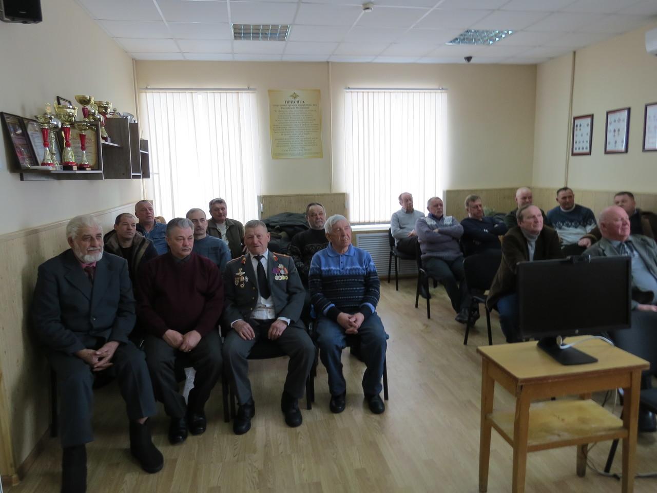 Правовым центром «Точка опоры» проведен правовой семинар в Борисовском районе Белгородской области