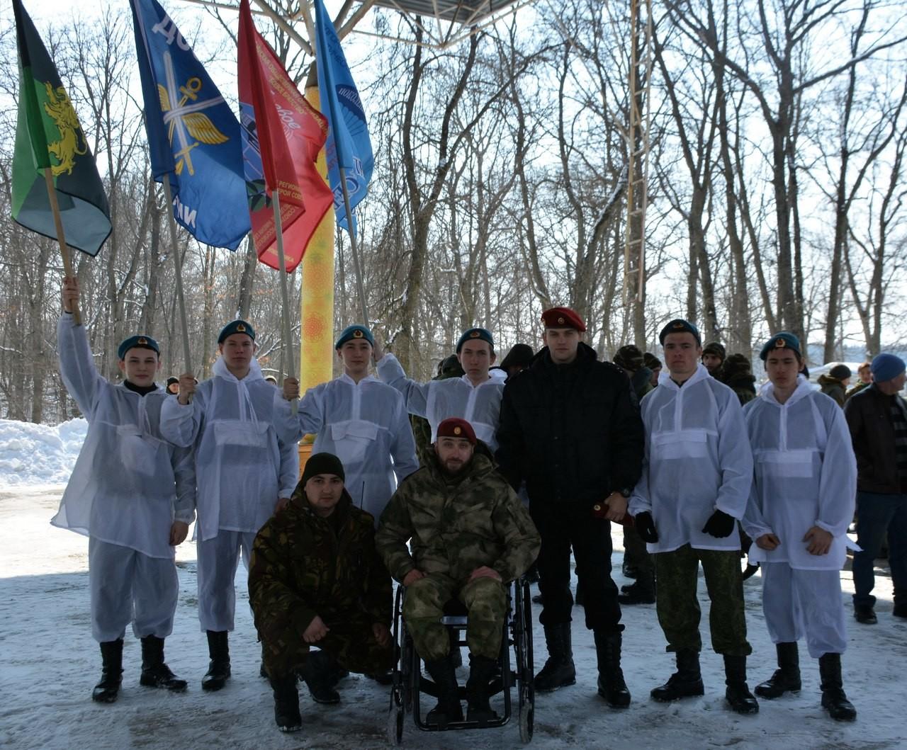 Состоялся первый этап военно-спортивного испытания «Путь силы – 2018»