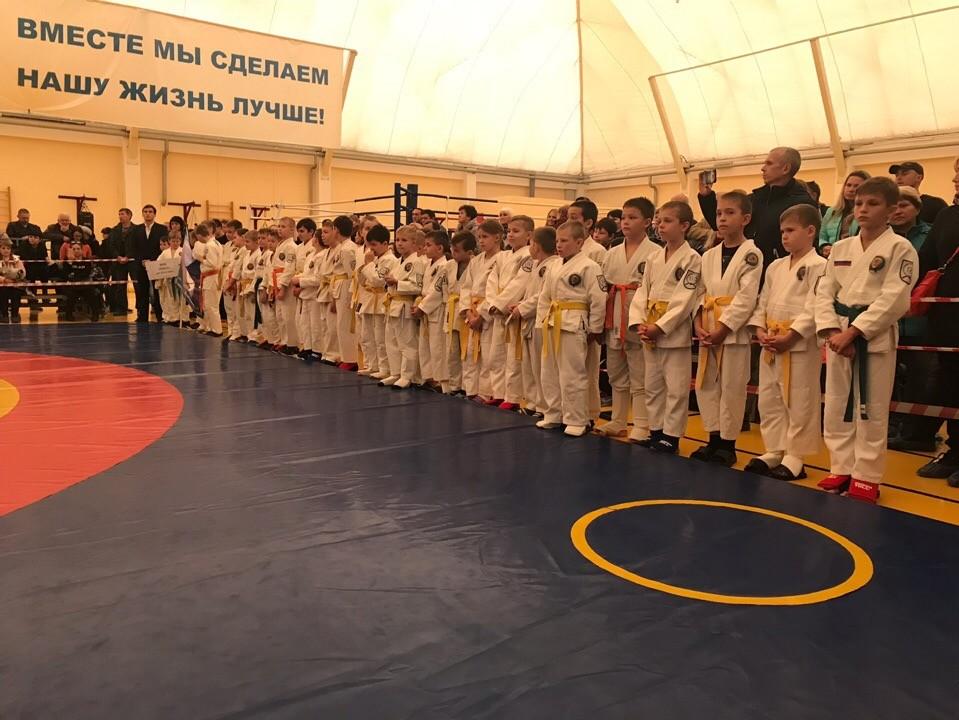 Открытый турнир по Всестилевому каратэ, посвящённый дню неизвестного солдата.