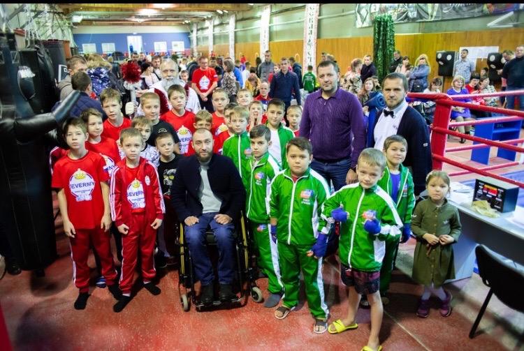 Вячеслав Воробьев  принял участие в 35-ом
