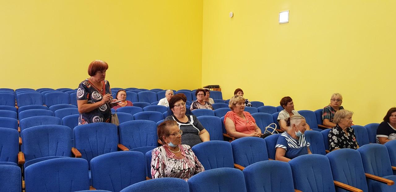 Правовой семинар в п. Красная Яруга Белгородской области