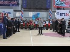 С 4 по 7 декабря 2012 года прошёл Кубок России по кик-боксингу в разделе К-1.