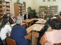 17 апреля 2014 года в г. Белгороде состоялся выездной семинар для ветеранов и нетрудоспособных граждан г. Белгорода, по теме особенности наследования в РФ.