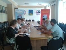 28 мая 2014 года в доме проф. союза состоялся круглый стол по теме:  «Защита прав ветеранов»
