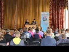 6 мая 2014 г. специалисты Белгородского Правового цента «Точка опоры» провели очередной семинар с воспитанниками детского дома в селе Ивановское,  Рыльского района,  Курской области.