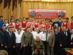 В Белгороде прошел турнир по боксу на призы Героя России Вячеслава Воробьева