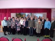 «Точка опоры» встретилась с ветеранами Ракитянского района Белгородской области