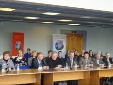 «Точка опоры» приняла участие в Белгородском форуме НКО