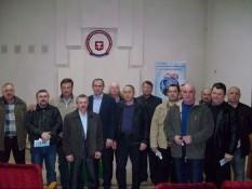 «Точка опоры» встретилась с ветеранами боевых действий Ивнянского района Белгородской области