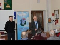 «Точка опоры» встретилась с ветеранами Великой Отечественной войны в городе Валуйки Белгородской области