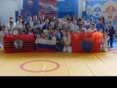 Турнир по дзюдо памяти сотрудника СОБР Алексея Михайлова