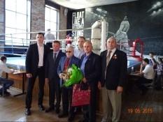 В Белгороде прошел турнир по боксу среди юношей  памяти Ватутина Н.Ф.