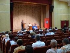 «Точка опоры» встретилась с представителями органов власти в г. Белгороде