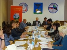 Круглый стол «Точки опоры» посетил заместитель Председателя Белгородской областной Думы, Сергей Александрович Литвинов.