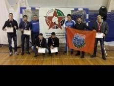 Спортсмены команда «БОЕВОГО БРАТСТВА» победили на чемпионате Белгородской области по армейскому рукопашному бою.