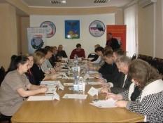 Председатель комитета Белгородской областной Думы по здравоохранению и социальной политике Куликовский Владимир Федорович посетил круглый стол  правового центра