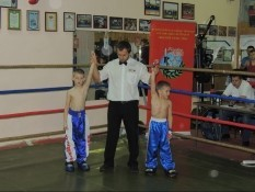 Субботний ринг посвятили Защитникам Отечества