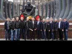 «Точка опоры» встретилась с ветеранами в г. Екатеринбурге