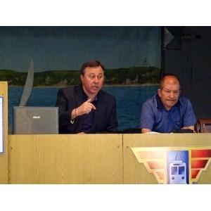 Правовые семинары Точки опоры для ветеранов в г. Симферополь и г. Севастополь 25 и 26 мая 2016 года