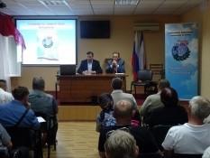 «Точка опоры» встретилась с ветеранами в Крыму и Севастополе