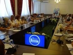 «Точка опоры» встретилась с ветеранами в г. Рязани
