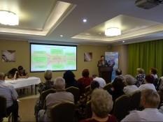 «Точка опоры» встретилась с ветеранами в г. Белгороде