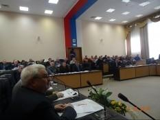 «Точка опоры» встретилась с ветеранами в г. Калуга