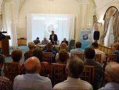 «Точка опоры» встретилась с ветеранами в городе Кирове