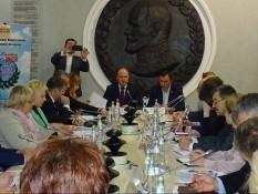В Общественной палате России, обсудили проблемы ветеранов и членов семей погибших.