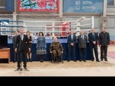 XVII – традиционный турнир по кик-боксингу памяти Белгородских спортсменов погибших при исполнении служебного долга