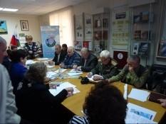 В Белгороде представители общественности и органов власти провели круглый стол по проблемам ветеранов