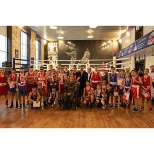 В Белгороде прошёл VI-традиционный турнир по боксу среди юношей на призы Героя России Вячеслава Воробьева
