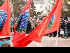Белгород поддержал акцию «Питер мы с тобой»