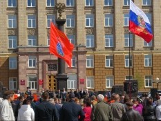 Белгород отметил десять лет присвоения звания «Город Воинской Славы»