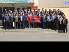 «Точка опоры» встретилась с ветеранами в г. Воронеже