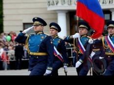 В городе Белгороде прошел парад Победы
