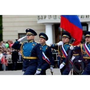 Парад Победы в Белгороде 2017