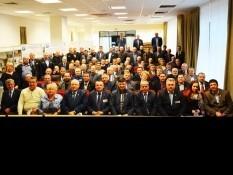 «Точка опоры» встретилась с ветеранами в Московской области