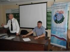 Правовой центр «Точка Опоры» встретился с ветеранами Старооскольского района Белгородской области