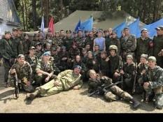 В Белгородской области прошли военно-полевые учения ВПК