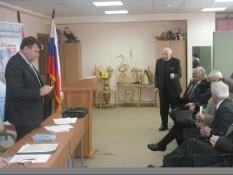 Правовой центр «Точка Опоры» встретился с ветеранами Красногвардейского района Белгородской области.